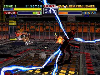 Screenshot Thumbnail / Media File 1 for Bloody Roar [U]